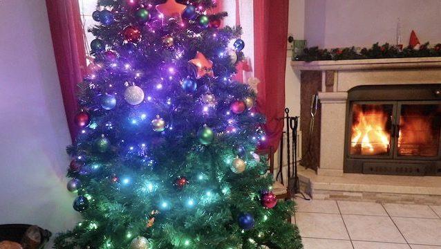 Albero Di Natale 6 Mt.Recensione Twinkly Le Luci Led Per L Albero Di Natale Smart