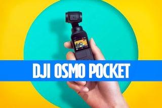 Recensione DJI Osmo Pocket: sembra arrivi dal futuro con tantissimi pregi e qualche difetto