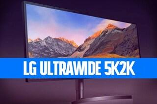 Recensione LG 34WK95U-W: il costosissimo monitor 5K2K è il migliore UltraWide del 2018