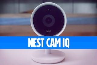 Recensione Nest Cam IQ: costa tanto, ma da tanto e si trasforma in Google Home