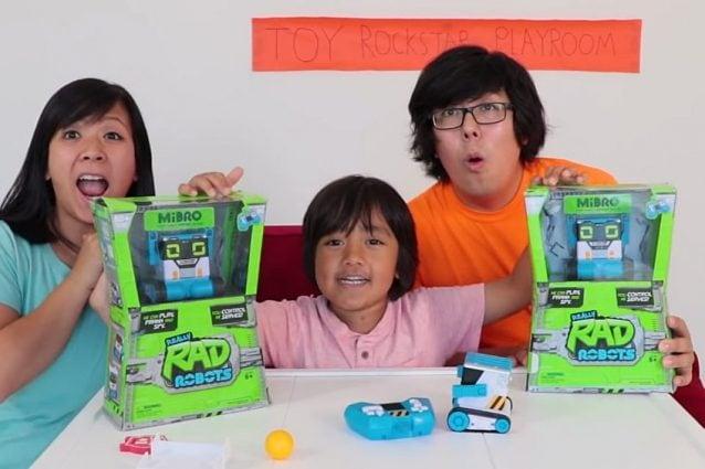 (Foto: Ryan's toys review)
