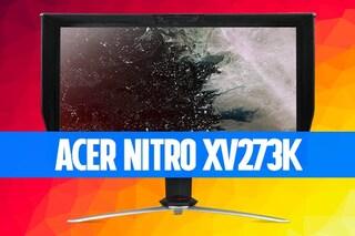 Recensione Acer Nitro XV273K, il monitor da gaming 4K a 144 Hz con il miglior rapporto qualità prezzo