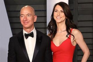 Il divorzio del fondatore di Amazon potrebbe rendere la ex moglie la donna più ricca del mondo