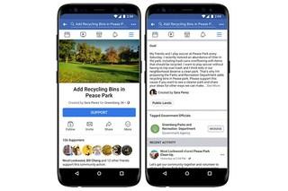 Facebook lancia Community Action, un servizio per creare petizioni sul social network