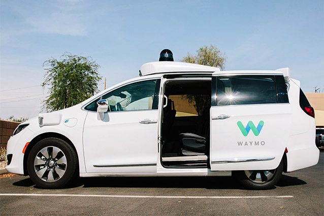 google waymo detroit