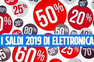 Saldi di elettronica 2019: le migliori offerte online fino al 70%