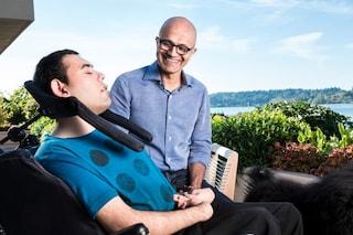 Così il figlio disabile del CEO di Microsoft ha trasformato l'azienda