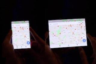 Ecco lo smartphone pieghevole di Xiaomi: c'è già un video