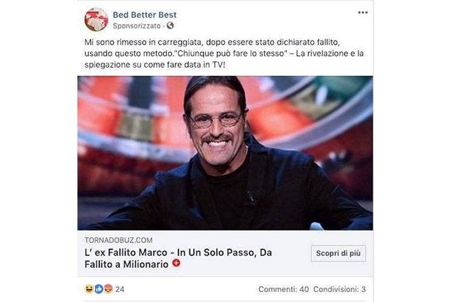 baldini fake news