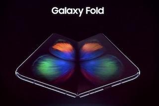 Presentato il Samsung Galaxy Fold: il primo smartphone pieghevole costa 2000 euro