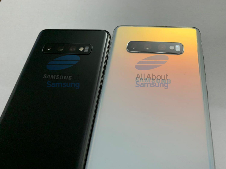 fotocamera Galaxy S10