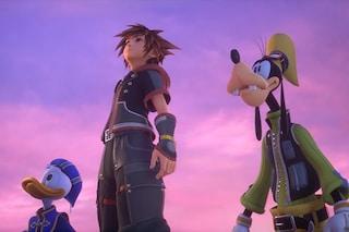 I mondi fantastici di Kingdom Hearts III da visitare insieme a Sora e ai suoi amici