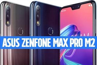 """Recensione Asus ZenFone Max Pro, la totale Google experience lo rende un """"piccolo Pixel"""""""