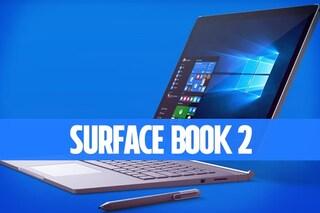 Recensione Surface Book 2 da 13'': un'esperienza d'uso senza paragoni, da pagare cara