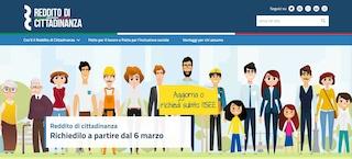 Il sito del reddito di cittadinanza trasmette alcuni dati degli utenti a Google e Microsoft