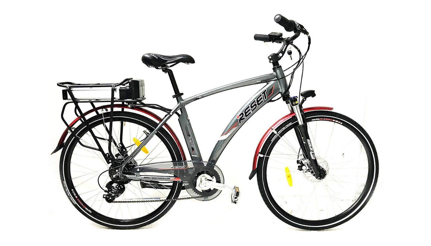 Bicicletta Nuova Pedalata
