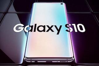 Presentati ufficialmente i nuovi Samsung Galaxy S10, S10+ ed S10e: le prime impressioni