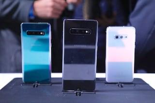 Galaxy S10, l'ultimo aggiornamento migliora gli scatti notturni