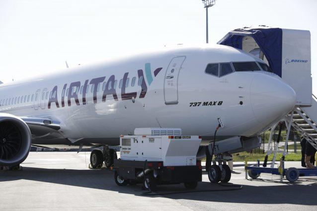 Boeing 737 Max, nuovi stop