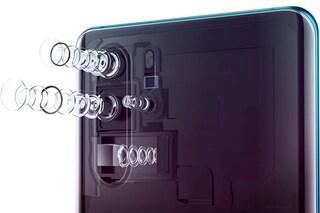Huawei P30 Pro: tutte le novità delle quattro fotocamere Leica
