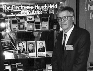 È morto Jerry Merryman, ha inventato la calcolatrice tascabile