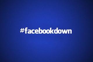 Facebook non funziona: è il down più lungo della storia del social network