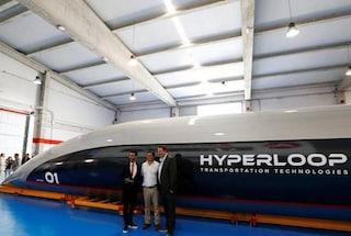 Ecco Hyperloop, il treno del futuro per fare Milano-Napoli in meno di un'ora
