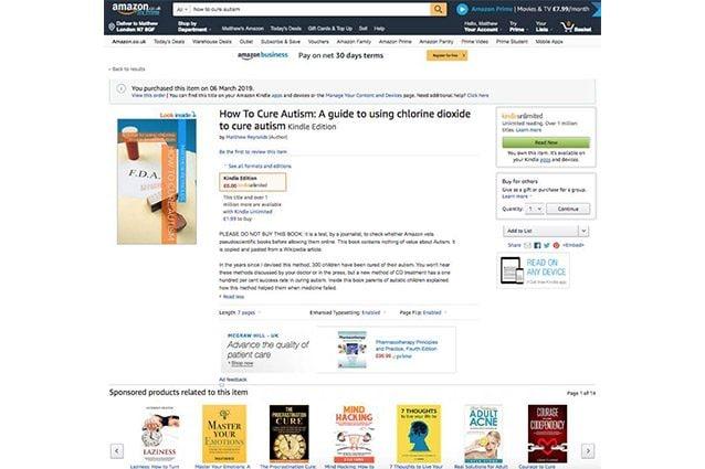 libri cura autismo amazon