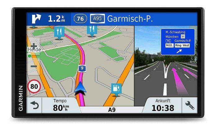 navigatore satellitare Garmin Drivesmart 61 LMT-S