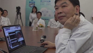 In Cina la prima operazione su un cervello umano a 3000 km di distanza con le reti 5G
