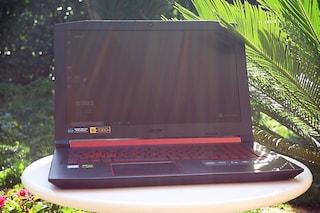Recensione Acer Nitro 5: un notebook gaming per i giocatori casuali, economico e bilanciato
