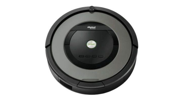 robot aspirapolvere iRobot Roomba 866