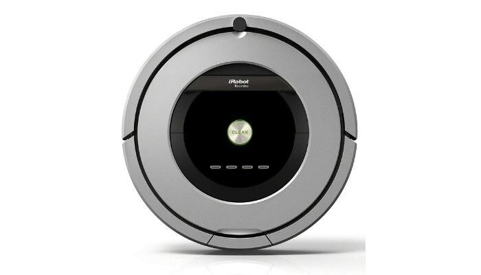 robot aspirapolvere iRobot Roomba 886