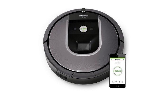 robot aspirapolvere iRobot Roomba 960