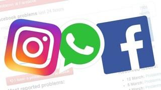 No: Facebook, Instagram e WhatsApp non sono stati hackerati