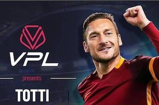 Ecco la Totti Championship League: il campione sbarca negli esport