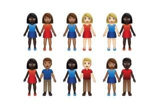 Ecco le emoji delle coppie miste (che arriveranno grazie a Tinder)