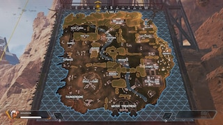 Apex Legends: tutti i punti strategici della mappa