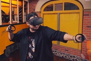 Oculus Quest arriva il 21 maggio a 449 euro: realtà virtuale senza PC