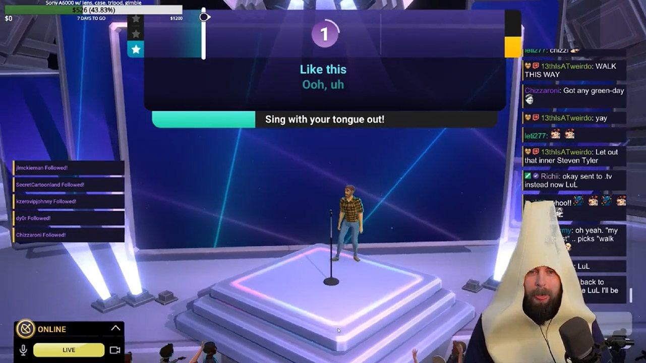 Twitch Sing: il primo videogioco della piattaforma è un karaoke in