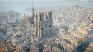 Incendio Notre Dame: Ubisoft dona 500.000 euro e regala Assassin's Creed a tutti