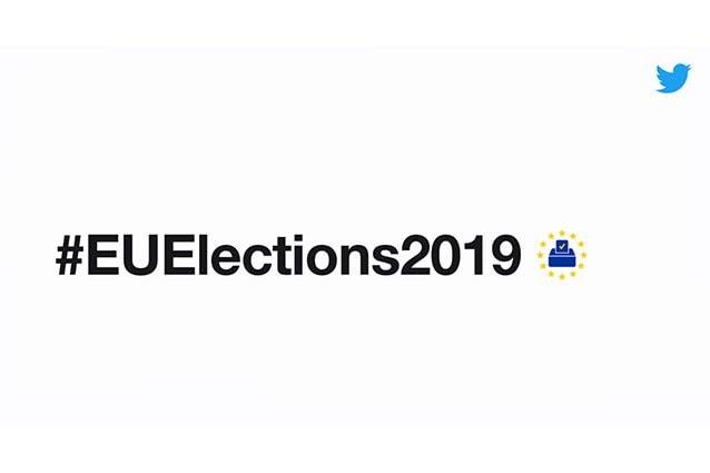 twitter elezioni europee emoji