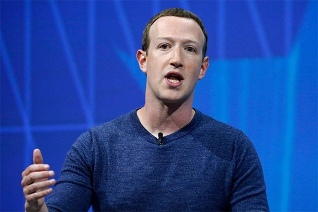 zuckerberg internet regole
