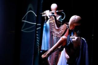 Moja, il trio musicale cinese composto da robot