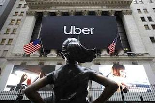 Uber in borsa: ha perso 10 miliardi in 3 anni, ma vale 81 miliardi di dollari