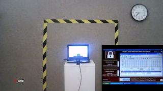 All'asta un computer con i sei virus più pericolosi del mondo