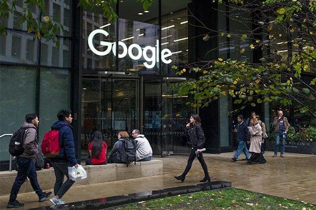 google dipendenti