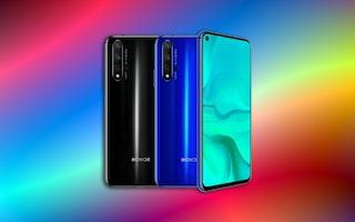 I nuovi Honor 20 sono ufficiali: sono simili al P30 di Huawei, costano meno e sì: hanno Android