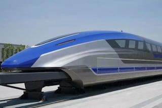 Il treno cinese in grado di fare Milano-Roma in meno di un'ora arriva nel 2021