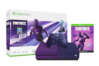 Ecco l'Xbox One dedicata a Fortnite